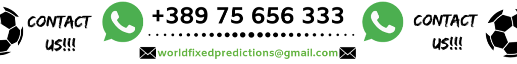 World's Best Football Predictions Site - Fixed Matches Today